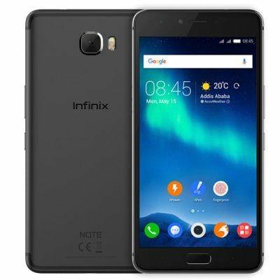 """Smartphone 5.7"""" Infinix Note 4 Pro X571   - 3 Go de Ram ,B20,  32 Go"""