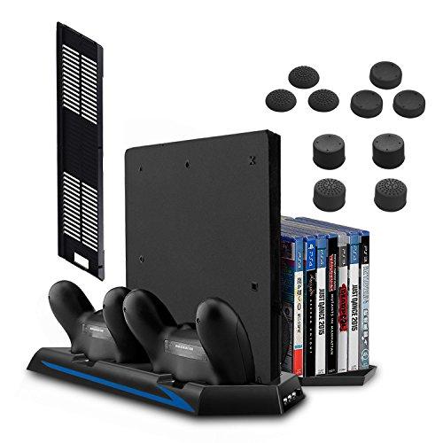 Support Vertical Keten pour PS4 (vendeur tiers)