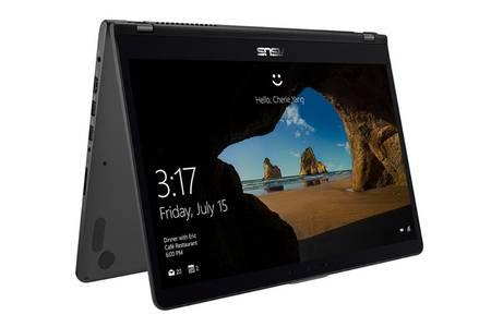 "PC portable hybride tactile 15.6"" 4K UHD Asus ZenBook UX561UD-E2029T - i7-8550U, GTX-1050, 16 Go de RAM, 2 To + 512 Go en SSD"