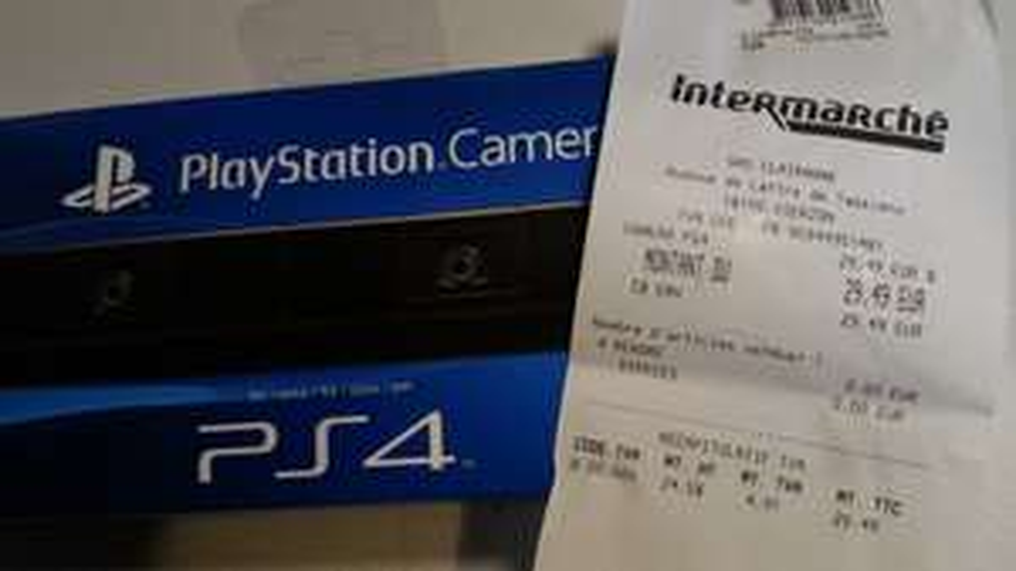 Accessoire Sony PlayStation Camera (V1) au Intermarché Vierzon (18)