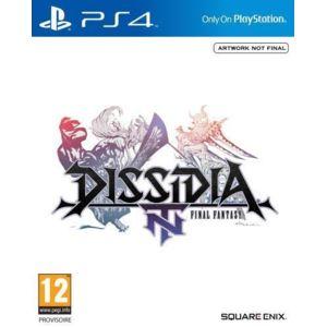 [Pré-commande] Dissidia Final Fantasy NT sur PS4