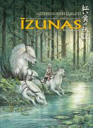 BD numérique Izunas T1 Kamigakushi en lecture gratuite