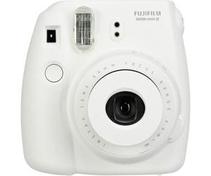 Appareil photo argentique instantané Fujifilm Instax Mini 8 - blanc au Carrefour Vaulx-en-Velin (69)