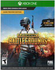 Jeu PlayerUnknow's Battleground sur Xbox One (Import Royaume-Uni)