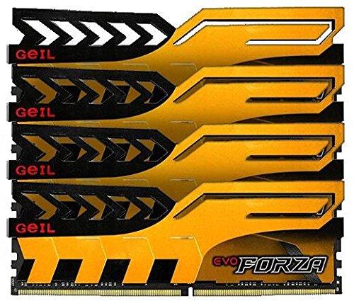 Kit mémoire DDR4 Gei - 4 x 4 Go (2400 Mhz)