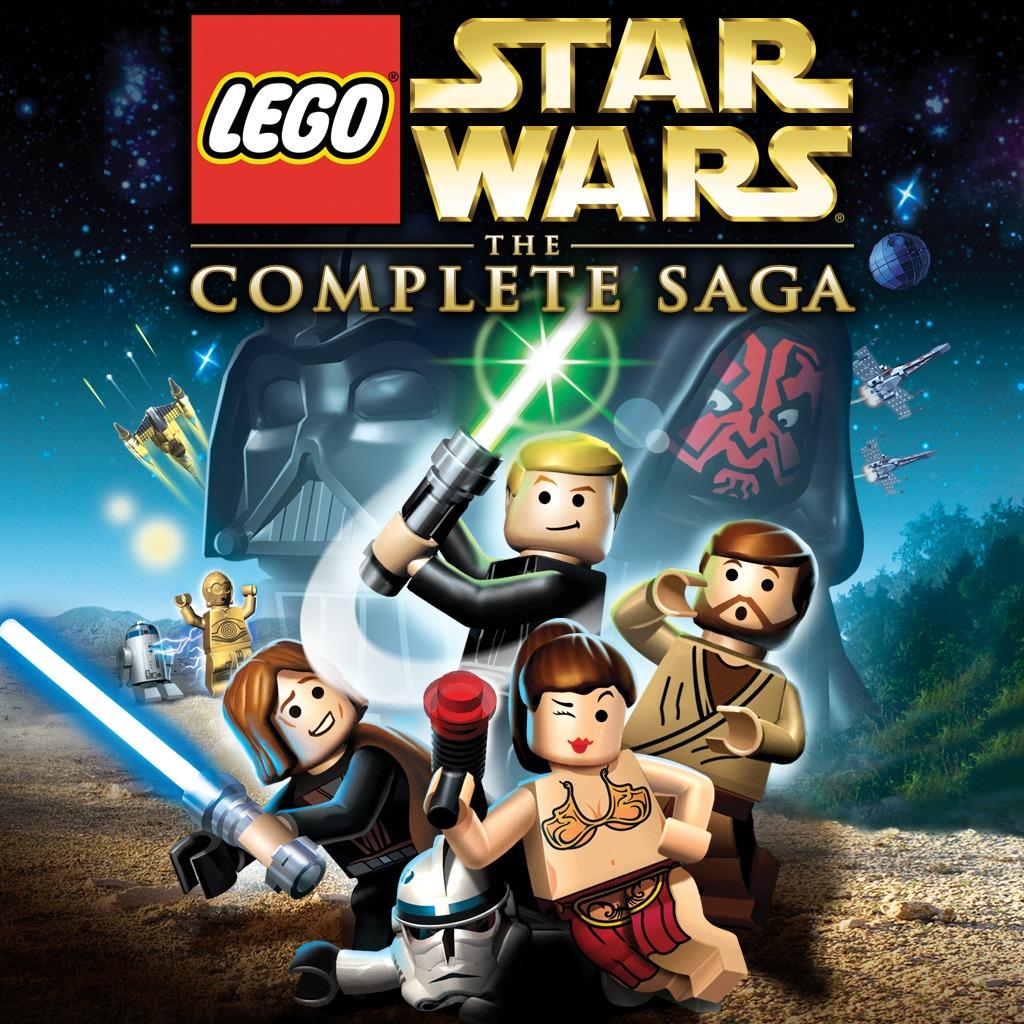 Bundle de jeux vidéo Lego Star Wars : La Saga Complète sur PC (dématérialisés)