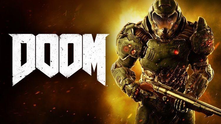 Doom sur PC (dématérialisé, Steam)