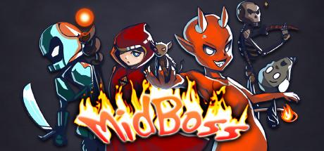 Jeu MidBoss sur PC (Dématérialisé, Steam)