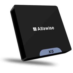 Mini PC Alfawise X5 - Intel Atom x5-Z8350, 2Go de RAM , 32 Go - WiFi, Bluetooth 4.0, W10