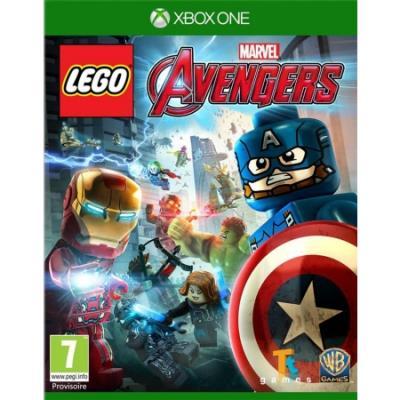 Jeu Lego Marvel's Avengers sur Xbox One