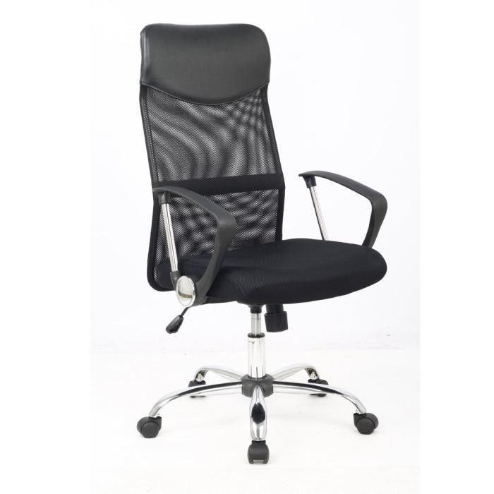 Fauteuil de bureau ergonomique Karl