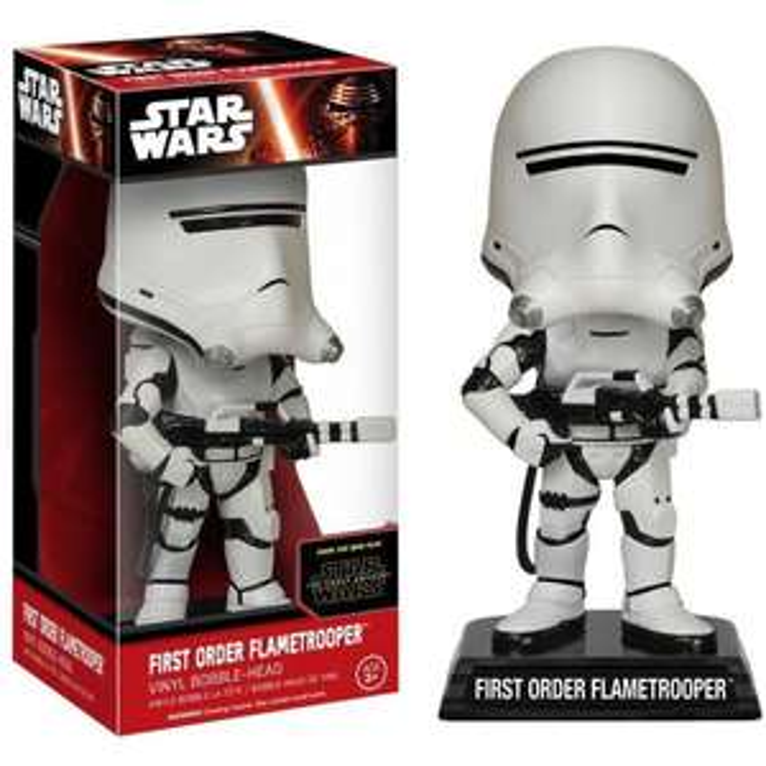 Sélection de Figurines Funko Vinyl Star Wars Rogue One  en Promotion - Ex: First Order Flametrooper