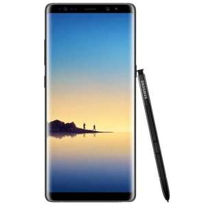 smartphone 6 3 samsung galaxy note 8 6 go ram 64 go rom via odr 100. Black Bedroom Furniture Sets. Home Design Ideas