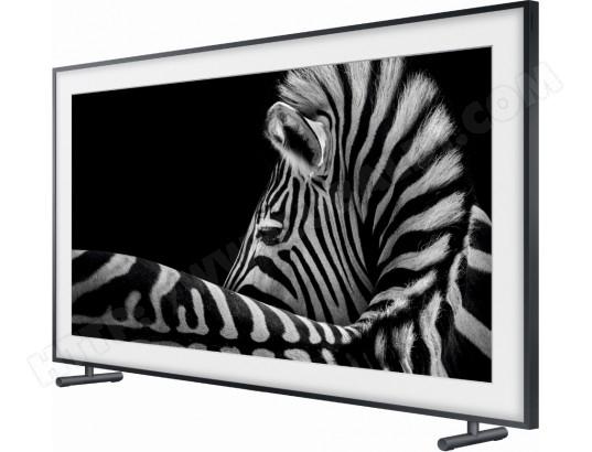 """TV LED 43"""" Samsung The Frame UE-43LS003 - UHD 4K, Smart TV) + Cadre 43'' Samsung The Frame VG-SCFM43 (Via ODR 199€)"""