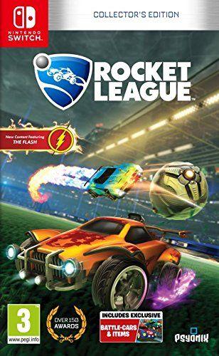 Rocket League - Edition collector sur Nintendo Switch (+ 4.50€ en SuperPoints)