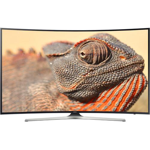 "TV 55"" Samsung UE55MU6272U - LED, Incurvée, 4K UHD, HDR, Smart TV"