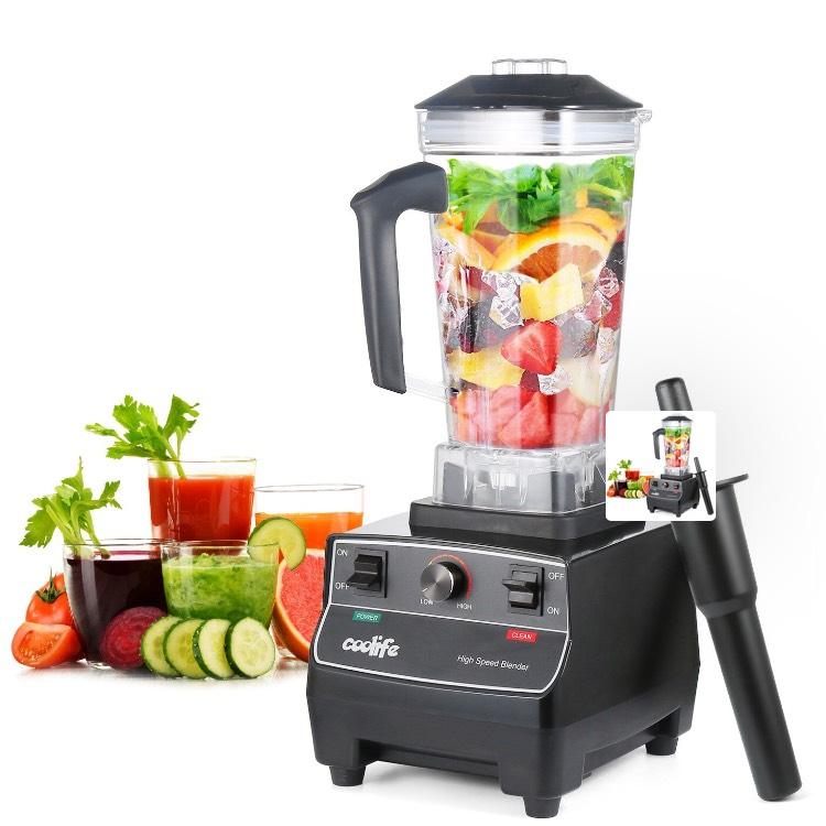 Mixeur / Blender Smoothies Coolife - 1400W, 2L (vendeur tiers)