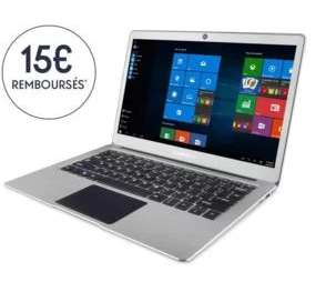 "PC Portable 13.3"" Thomson Neo X TH13-X6 - Full HD IPS, N3350, RAM 4Go, 32Go, Windows 10 (via ODR 15€)"