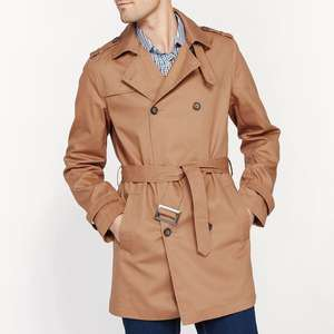 La Redoute Collections Trench boutonné - Toutes tailles