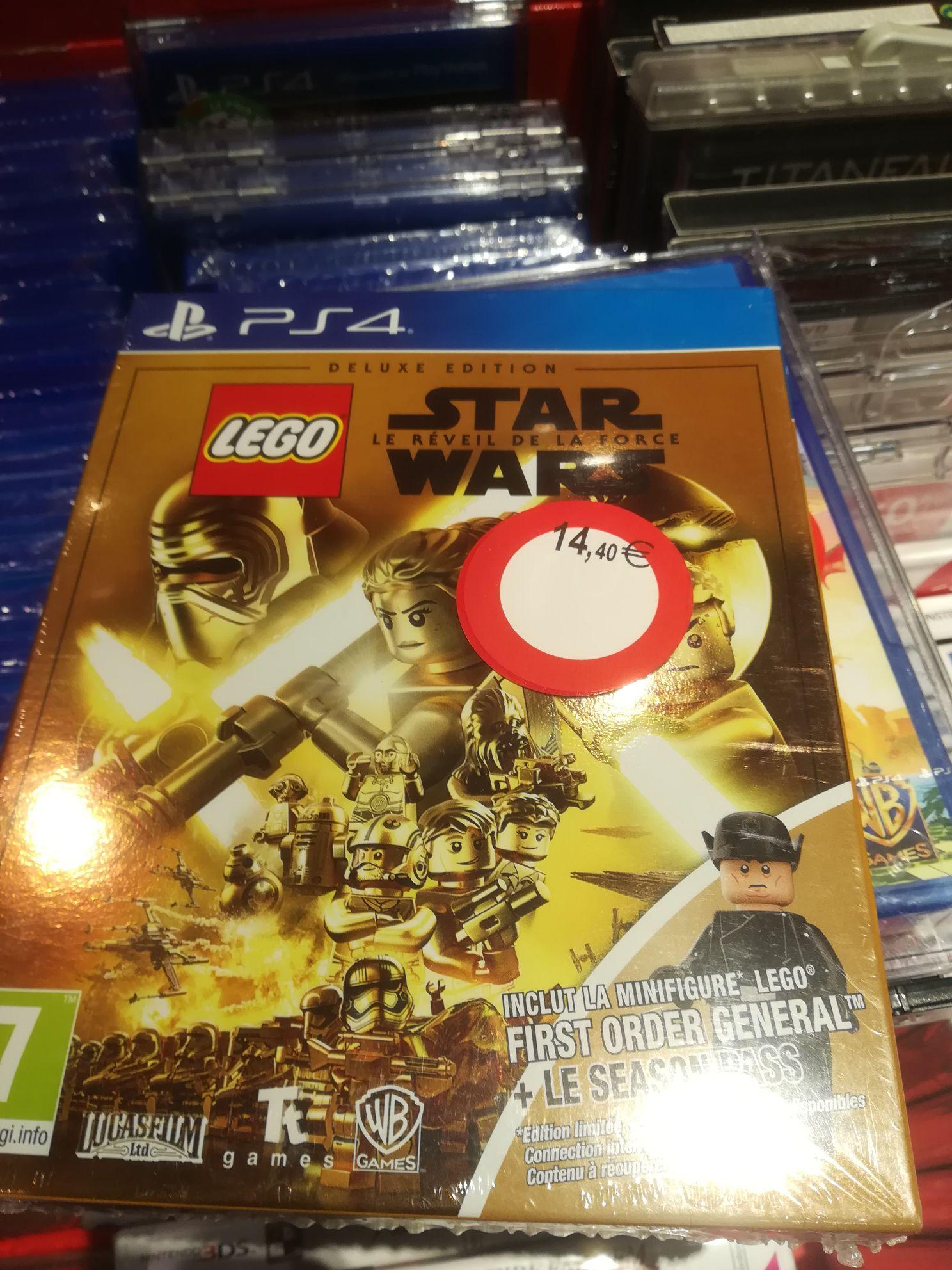 Lego Star Wars : le Réveil de la Force - Angers (49)