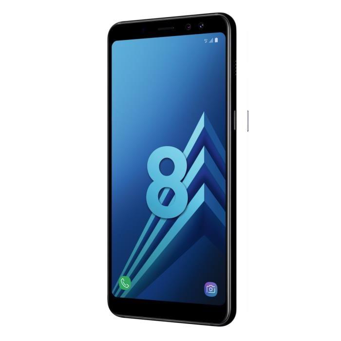 """[Cdiscount à volonté] Smartphone 5.6"""" Samsung Galaxy A8 (2018) - Full HD+, Exynos 7885, RAM 4 Go, ROM 32 Go (via ODR de 70€)"""