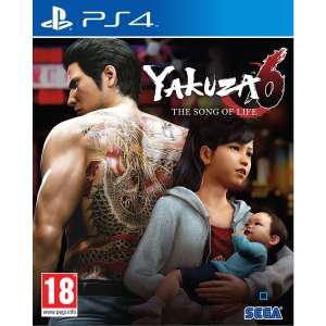 [Précommande] Yakuza 6 : The Song of Life PS4