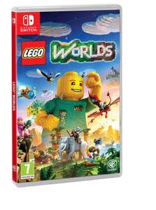 Lego World sur Nintendo Switch