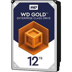 "Disque Dur Interne 3.5"" Western DIgital WD121KRYZ Gold -12To"
