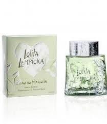 Eau de toilette Lolita Lempicka L'eau au Masculin 100 mL Homme