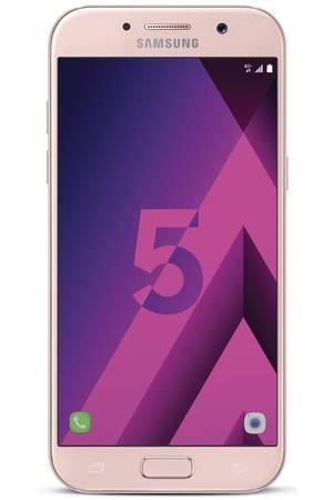 """Smartphone 5.2"""" Samsung Galaxy A5 2017 - 32 Go, Rose (via ODR de 50€)"""