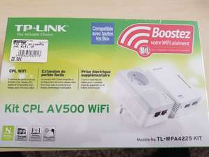 Kit CPL TP-Link TL-WPA4225 - Rivery (80)