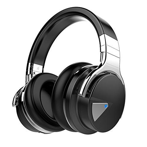 Casque bluetooth à réduction de bruit Cowin E7 - Noir (Vendeur tiers)