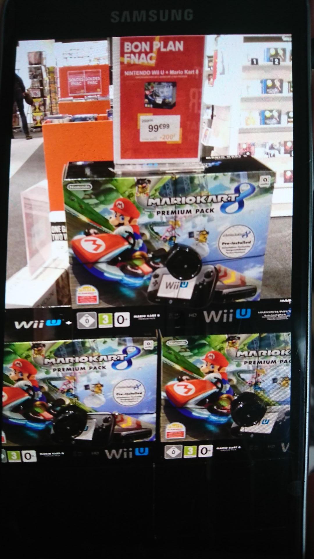 Pack console Wii U + Mario Kart - Saint Nazaire (44)
