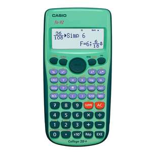 Calculatrice Casio Scientifique FX92 Collège 2D+ (Angoulême - 16)