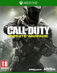 Call of Duty: Infinite Warfare  sur Xbox One (Frontaliers Belgique)