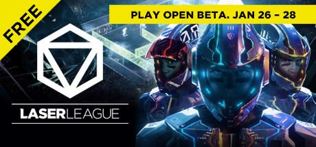Clés Steam pour la bêta du jeu Laser League