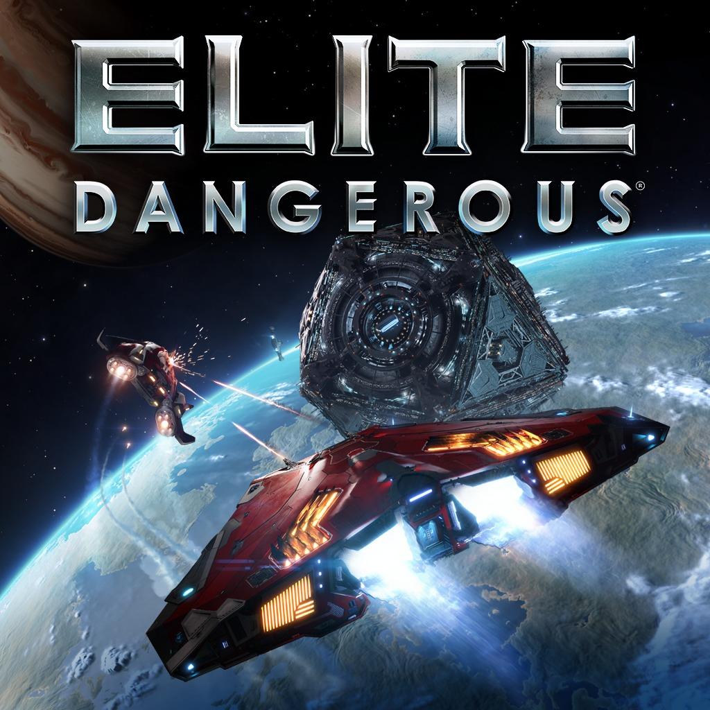 Sélection de jeux Frontier en promotion - Ex : Jeu Elite Dangerous sur PC (Dématérialisé, Steam)