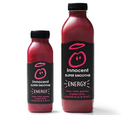 Bouteille Innocent Super Smoothie Energy - O'marché Frais Corbeil-Essonnes (91)