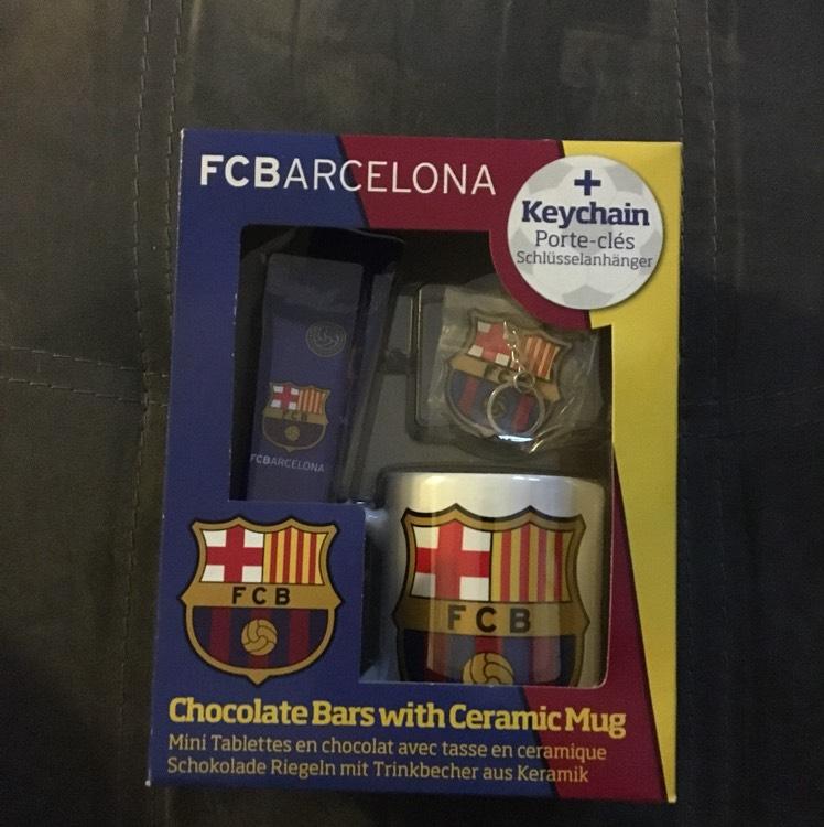 Coffret FC Barcelone - Noz Neufchâteau (88)