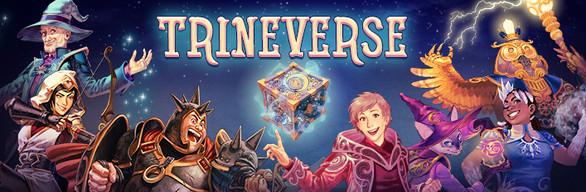 Pack Trineverse : Trine 1, 2 et 3 + Nine Parchments sur PC (Dématérialisé, Steam)