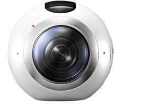 Caméra Samsung Gear 360 - Blanc (Frontaliers Allemagne)