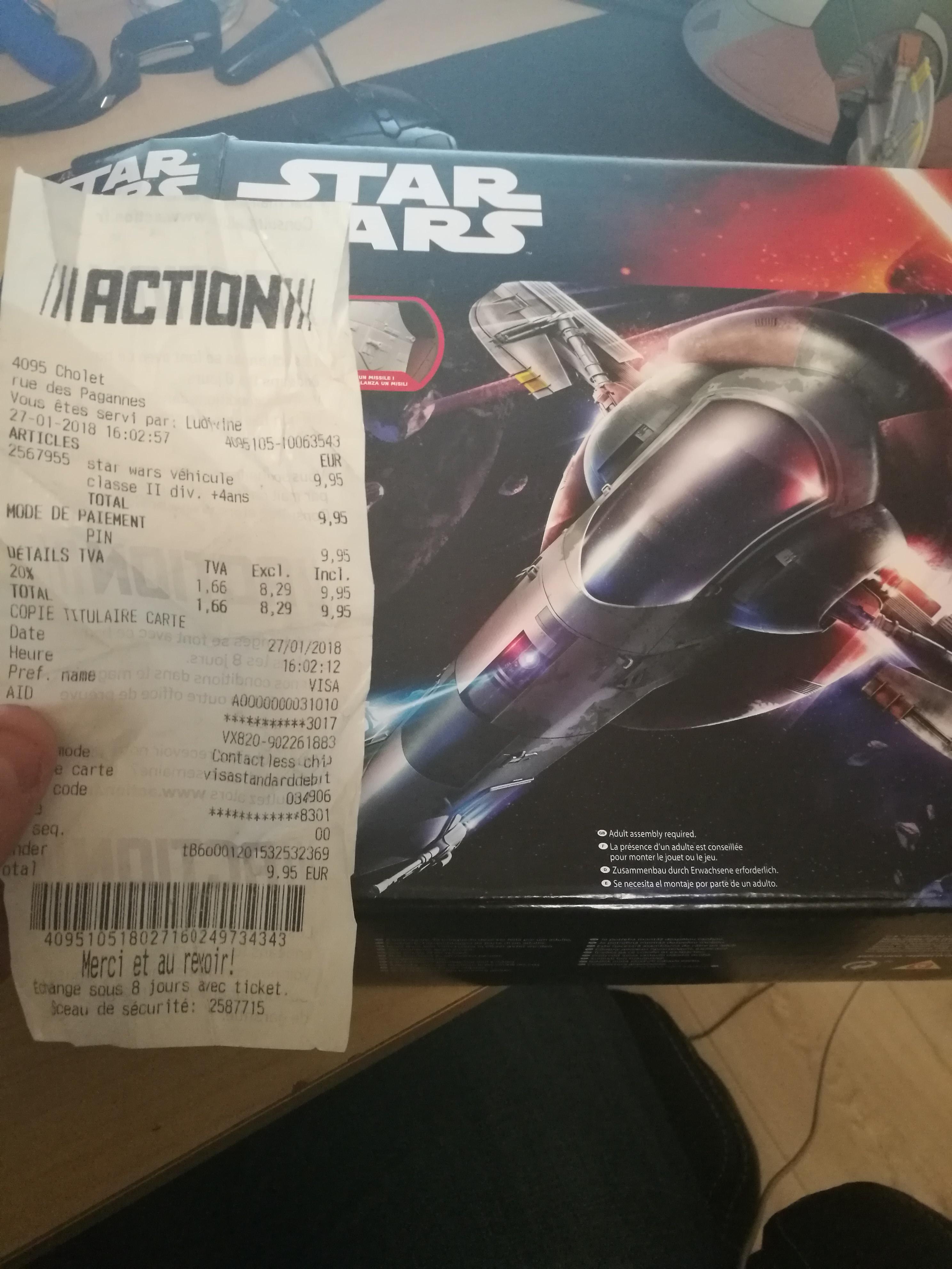 Vaisseaux Star Wars - Action Cholet (49)
