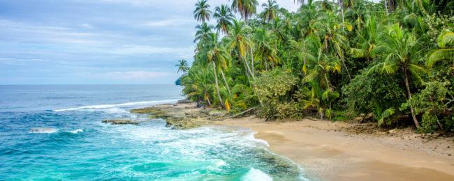 Sélection de vols au départ de Province pour le Costa Rica en avril à partir de 299 €