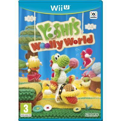 Précommande : Yoshi's Woolly World sur Wii U