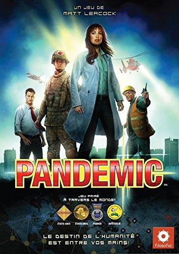 Jeu de société Pandemic - Filosofia