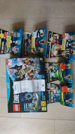 Pack LEGO Dimensions en soldes : Fun Pack à