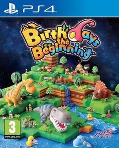 Jeu Birthdays the Beginning sur PS4