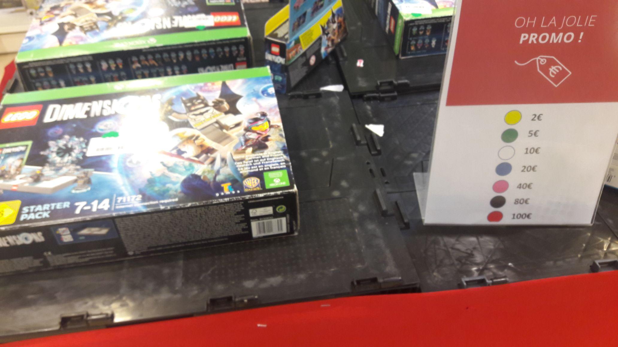 Jeu Lego Dimensions Starter Pack sur Xbox One - Cognières (78)