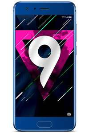 "Smartphone 5.15"" Honor 9 - Full, HD, 4 Go RAM, 64 Go ROM, Sans B20 (+ 99,40€ en super points)"