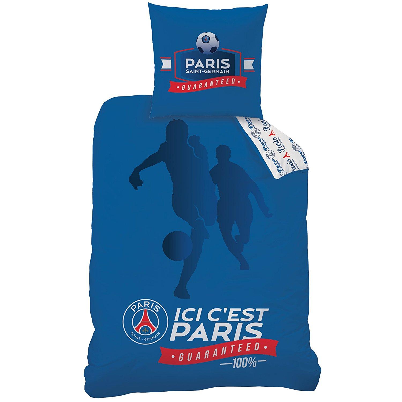 Sélection d'articles en promotion - Ex : Housse de couette Football PSG 140x200cm + 2 Taies d'oreiller 63x63cm